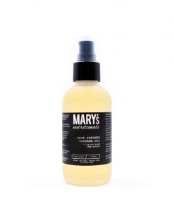 Mary's Nutritionals - Massage Oil - 4oz Image
